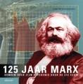 Cover van 125 jaar Marx