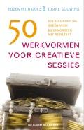 Cover van  50 werkvormen voor creatieve sessies
