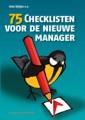 Cover van 75 Checklisten voor de nieuwe manager